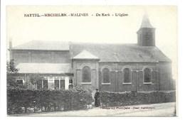 Battel - De Kerk. - Malines