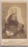 CDV - Costumes Des Pays-Bas - Beijerland - Oud (voor 1900)