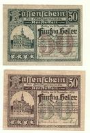 1920 - Austria - Amstetten Notgeld N790 - Austria