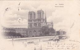 CPA 75 @ PARIS NOTRE DAME En 1903 - Notre Dame De Paris