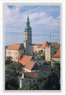 1 AK Tschechien * Das Schloss Mikulov (Nikolsburg) In Der Gleichnamigen Stadt Mikulov Erbaut Von 1719 Bis 1730 - Tchéquie