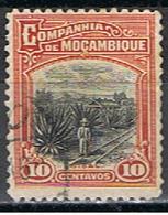 COMPAGNIE DE MOZAMBIQUE 20 // YVERT 128 // PORT DE BEIRA // 1918-25 - Mozambique