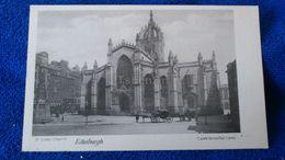 St Giles Church Edinburgh Scotland - Midlothian/ Edinburgh