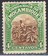 COMPAGNIE DE MOZAMBIQUE 16 // YVERT 121 // PORT DE BEIRA // 1918-25 - Mozambique