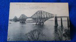 The Forth Bridge  Edinburgh Scotland - Midlothian/ Edinburgh
