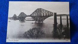 Forth Bridge  Edinburgh Scotland - Midlothian/ Edinburgh