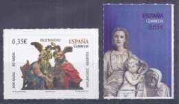 Spain 2011. Navidad 4675-76 (**) - 1931-Hoy: 2ª República - ... Juan Carlos I