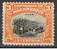 COMPAGNIE DE MOZAMBIQUE 15 // YVERT 119 // 1918-25 - Mozambique