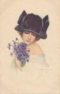 CPA - Thèmes - Illustrateur - Nanni - Avant 1930 - Portrait De Femme - Nanni