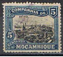 COMPAGNIE DE MOZAMBIQUE 1 // YVERT 123 // 1918-25 - Mozambique