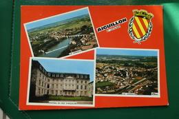 Aiguillon Lot Et Garonne écrite En 1977 - France