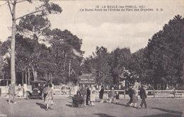 La Baule-Escoublac (44) - Le Rond Point De L'Entrée Du Parc Des Dryades - La Baule-Escoublac