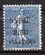 Col 13 /  Syrie   N° 113   Neuf  X MH  Cote 1,80 € - Syria (1919-1945)