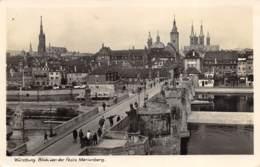 Würzburg - Blick Von Der Feste Marienberg - Wuerzburg