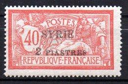 Col 13 /  Syrie   N° 114   Neuf  XX MNH  Cote 3,00 € - Syria (1919-1945)