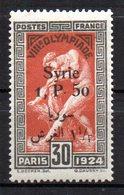 Col 13 /  Syrie   N° 151   Neuf  X MH  Cote 42,00€ - Syria (1919-1945)