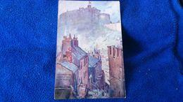Edinburgh Castle And City Wall Scotland - Midlothian/ Edinburgh