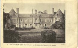 Graye-sur-Mer  Le Château De Vaux - Non Classés