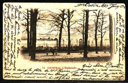 14 Courtrai  L' Esplanade - Kortrijk