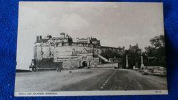 Castle And Esplanade Edinburgh Scotland - Midlothian/ Edinburgh