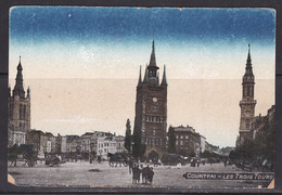 Courtrai  Les Trois Tours - Kortrijk