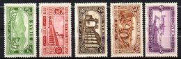 Col 13 /  Syrie   N° Entre 156 & 164   Neuf  X MH  Cote  5,30€ - Siria (1919-1945)