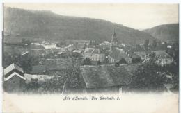 Alle S/Semois - Vue Générale - 2 - 1906 - Vresse-sur-Semois