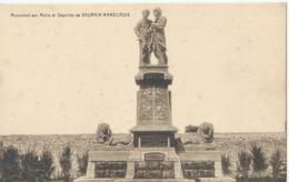 Doornik - Tournai - Monument Aux Morts Et Déportés De Gaurain-Ramecroix - E. Desaix - Doornik