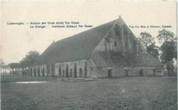 Lisseweghe - Schuur Der Oude Abdij Ter Doest - La Grange - Ancienne Abbaye Ter Doest - Van Den Bon Et Blomme - 1908 - Brugge
