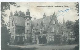 Schoten - Schootenhof-lez-Anvers - Château De Villers - 4568 F. Hoelen Phot. Cappellen - Schoten