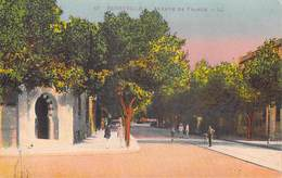 Tunisie (Menzel Bourguiba) FERRYVILLE Avenue De France  (- Editions : LL 47)*PRIX FIXE - Tunisia