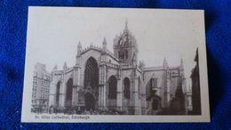 St. Giles Cathedral Edinburgh Scotland - Midlothian/ Edinburgh