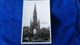 Sir Walter Scott Memorial Edinburgh Scotland - Midlothian/ Edinburgh