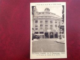 Nice Avenue Clemenceau Escurial Cinéma RARE - Unclassified