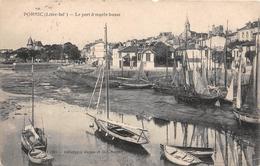¤¤  -  PORNIC   -  Le Port à Marée Basse  -  ¤¤ - Pornic