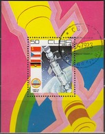 KUBA 1979 - MiNr: 2390 Block 58  Used - Raumfahrt