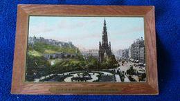 Castle & Scott Monument Edinburgh Scotland - Midlothian/ Edinburgh