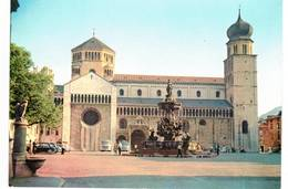TRENTO - IL DUOMO E LA FONTANA DEL NETTUNO (TN) - Trento