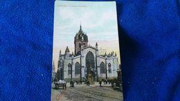 Edinburgh St. Giles Cathedral Scotland - Midlothian/ Edinburgh