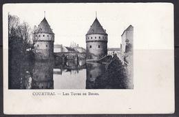 Courtrai  Les Tours De Broel - Kortrijk