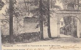 Postkaart - Carte Postale HOEGAARDEN Porte D'Entree Du Pensionnat Des Dames Du Sacré Coeur (o685) - Hoegaarden