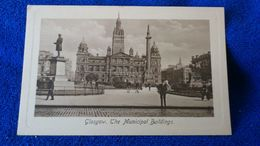 Glasgow The Municipal Building Scotland - Lanarkshire / Glasgow