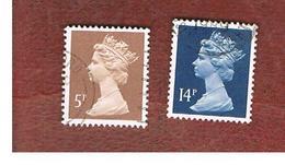 GRAN BRETAGNA (UNITED KINGDOM) -  SG X903.935  -  1988 QUEEN ELIZABETH II    - USED° - 1952-.... (Elisabetta II)