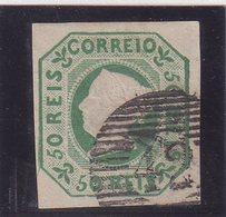 PORTUGAL : N° 3 . OBL . TB . 1853 . - Oblitérés