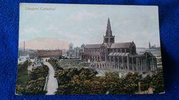 Glasgow Cathedral Scotland - Lanarkshire / Glasgow