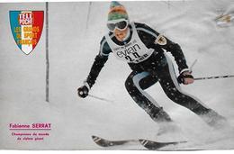 Ski - SERRAT Fabienne - Winter Sports