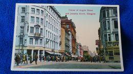 Corner Of Argyle Street And Jamaica Street Glasgow Scotland - Lanarkshire / Glasgow