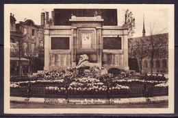 Kortrijk  Gedenkteken Van De Oorlog 1914-18  3 - Kortrijk