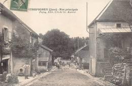 Etrepigney Canton Dampierre - France