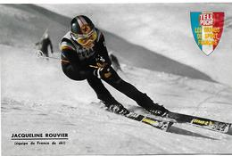 Ski - ROUVIER Jacqueline - Sport Invernali